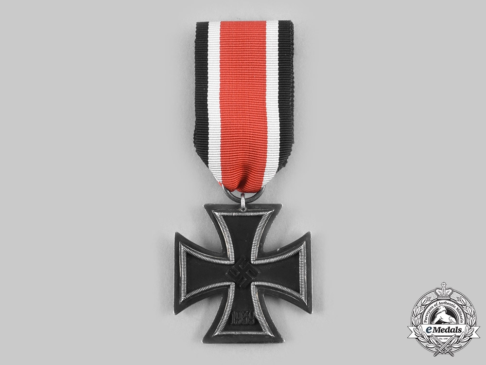 Germany, Wehrmacht. A 1939 Iron Cross II Class, by E. Ferdinand Wiedmann