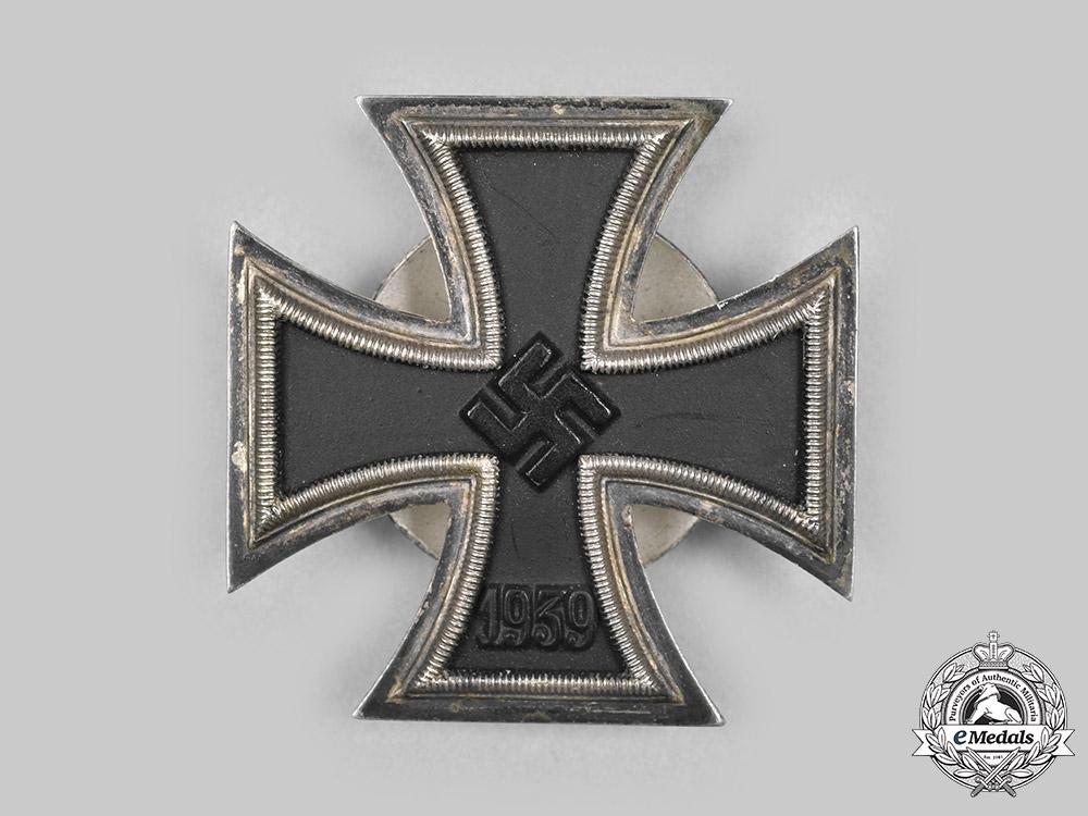 Germany, Wehrmacht. A 1939 Iron Cross I Class, by Schauerte & Höhfeld
