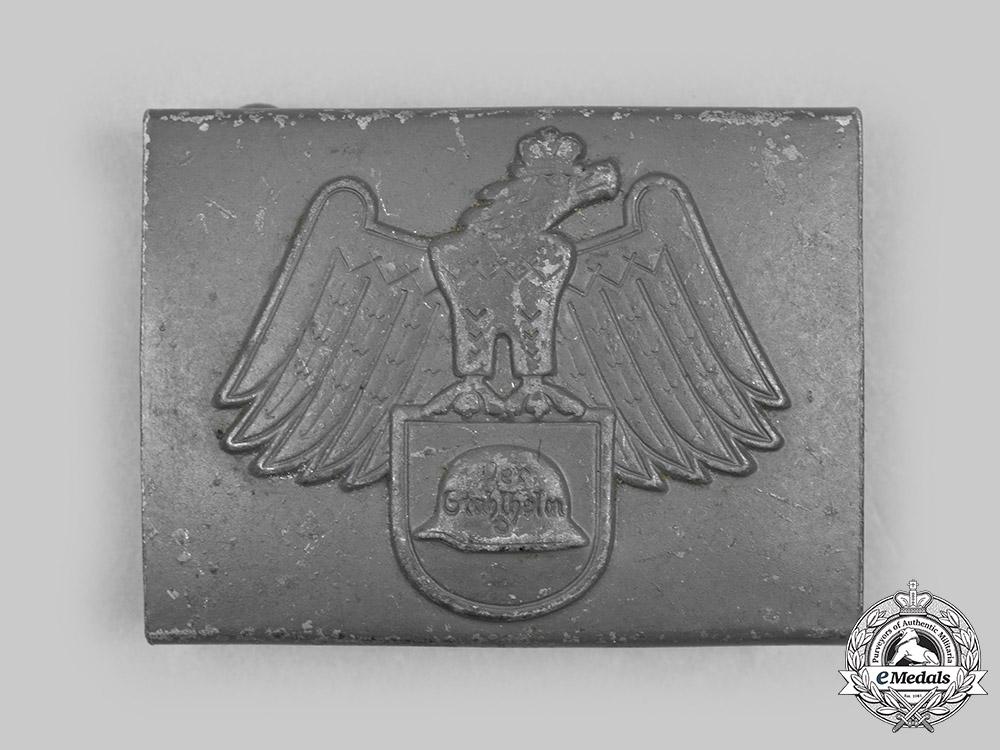 Germany, Der Stahlhelm. A Stahlhelm Member's Belt Buckle