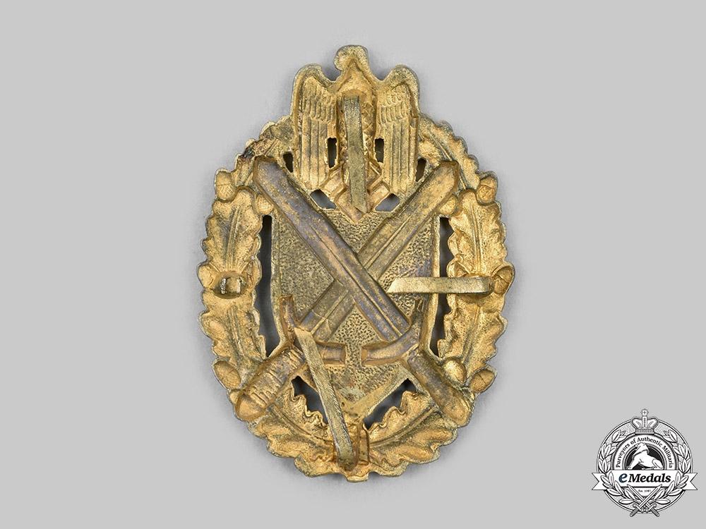Germany, Heer. A Heer Marksmanship Lanyard Insignia, Grade 9