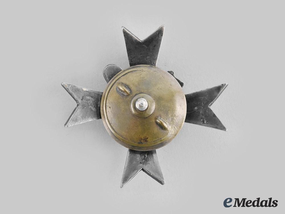Latvia, Republic. A Sapper Regiment Badge, c.1919