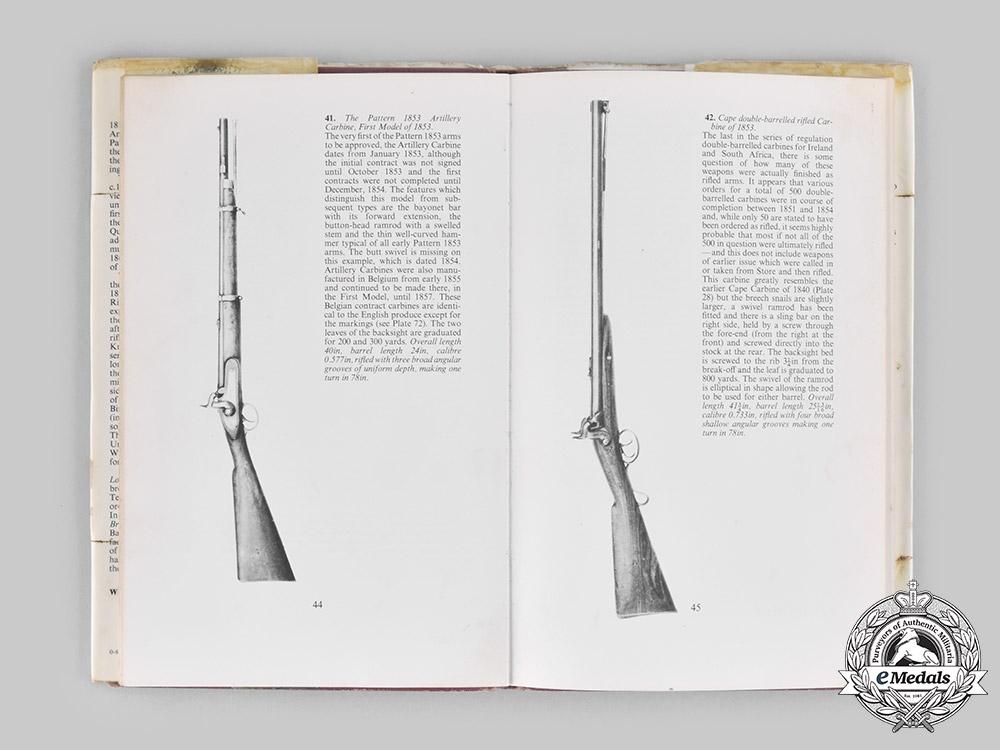 United Kingdom. British Military Longarms: 1815-1865