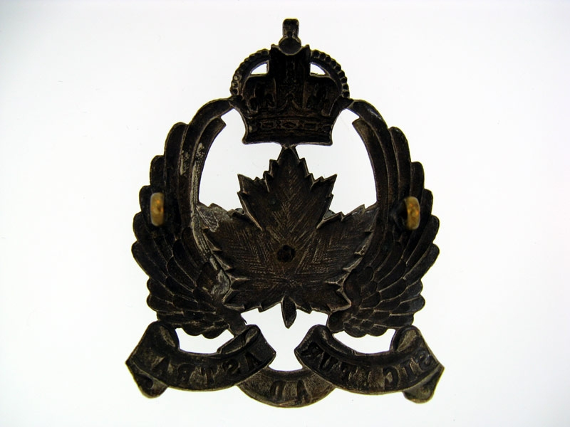 Canadian Air Force Cap Badge 1920-24