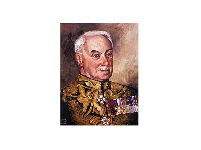 Victoria Cross Bar - Canadian General Pearkes