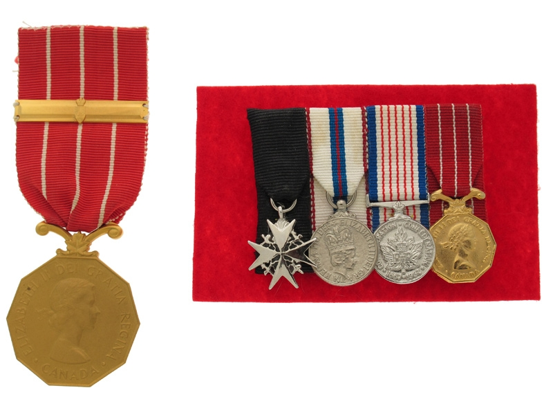 Canadian Forces Decoration,