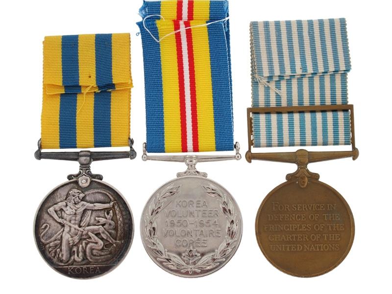 Korean War Group, P.J. Metallic, RCR