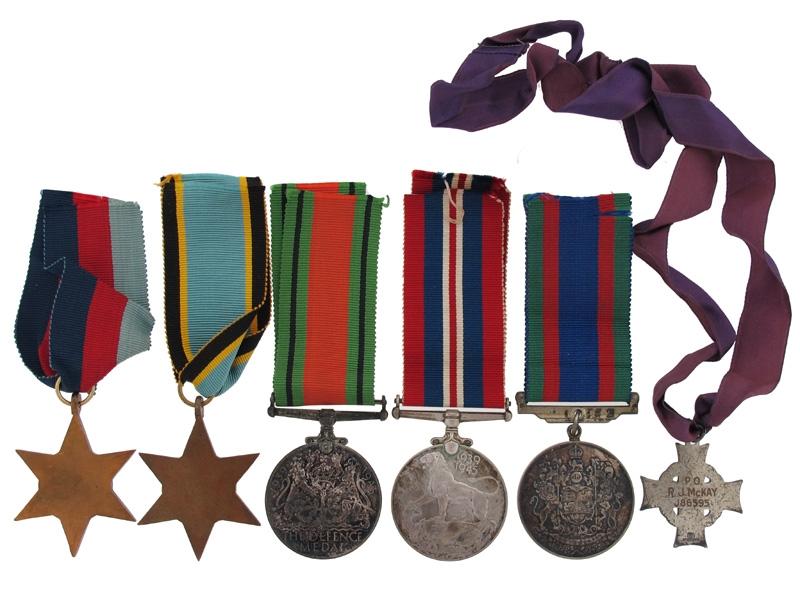 Father & Son Groups - CMG & KIA RCAF