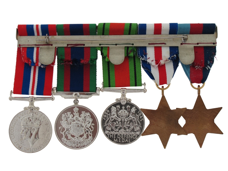 WWII RCAF Medal Group