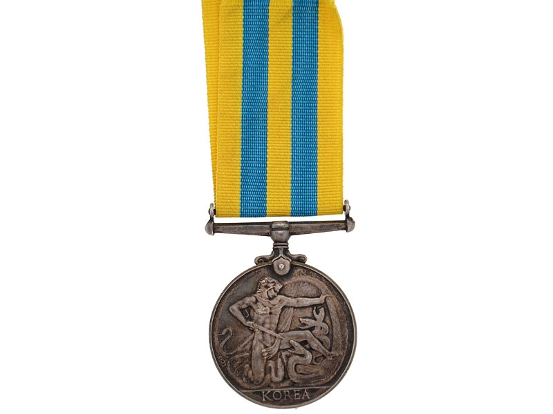 Korea Medal, 1950-1953