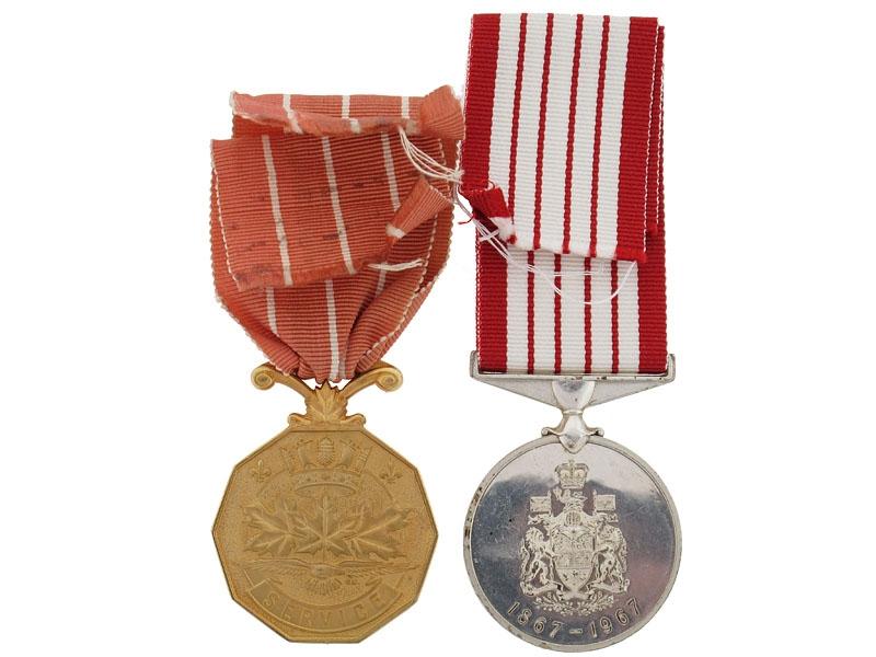 Royal Canadian Air Force Pair, Corporal Davies