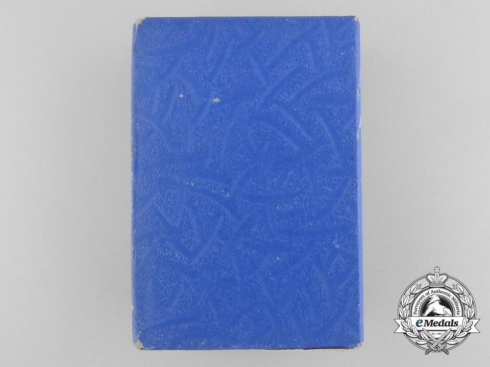 A Spanish War Service Medal Carton