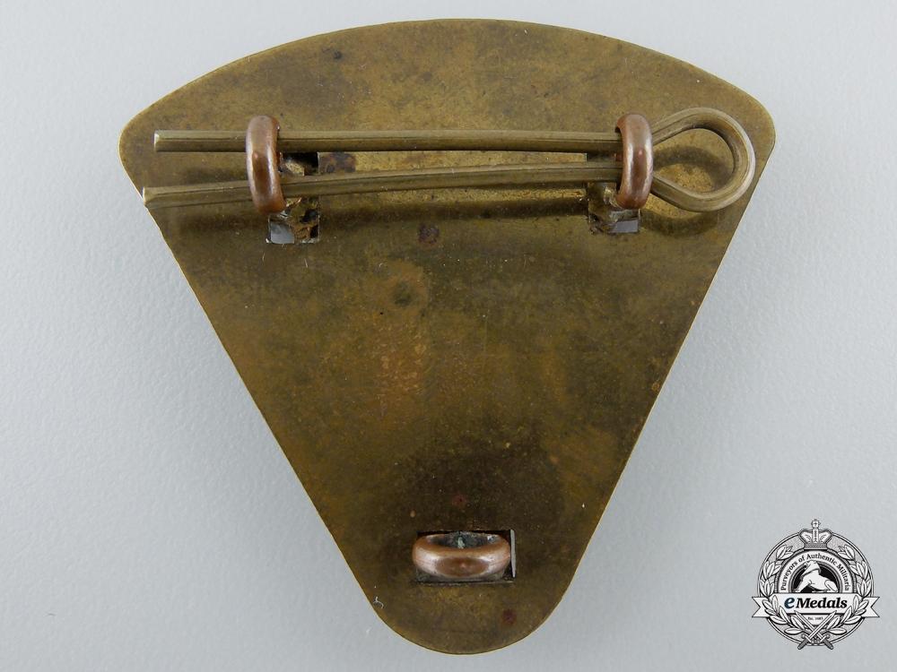A Second War British Air Gunner's Arm Badge