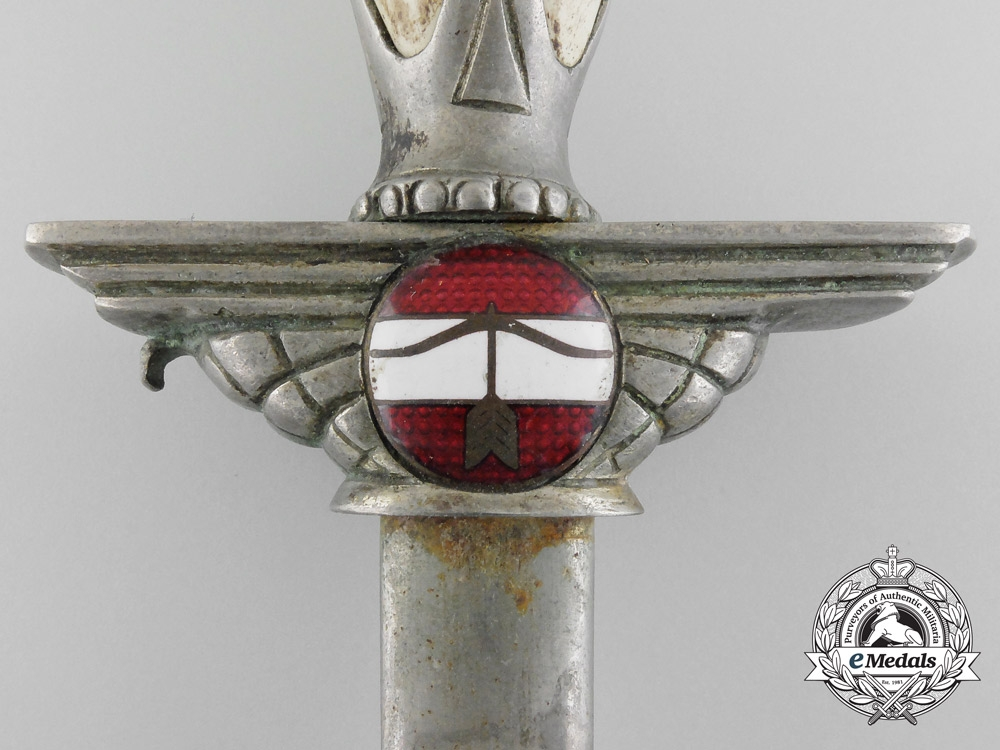 A Model 1935 Air Defence Dagger of the Austrian Bundesstaat