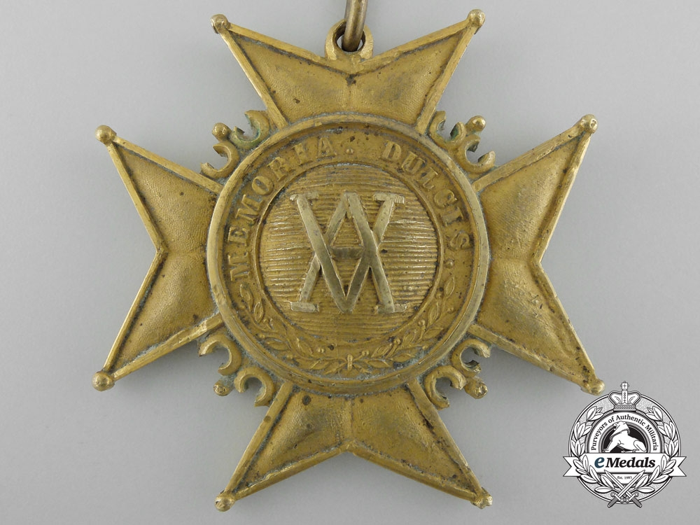 A Swedish Grand Order of the Amaranth; Commander