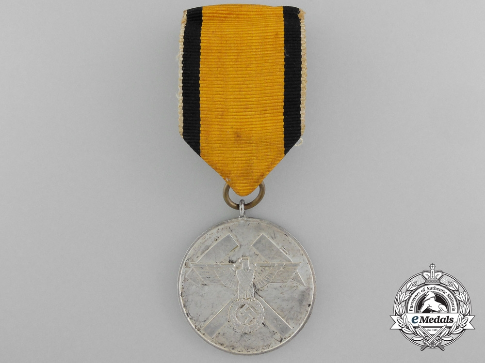 A German Mine Rescue Honor Award