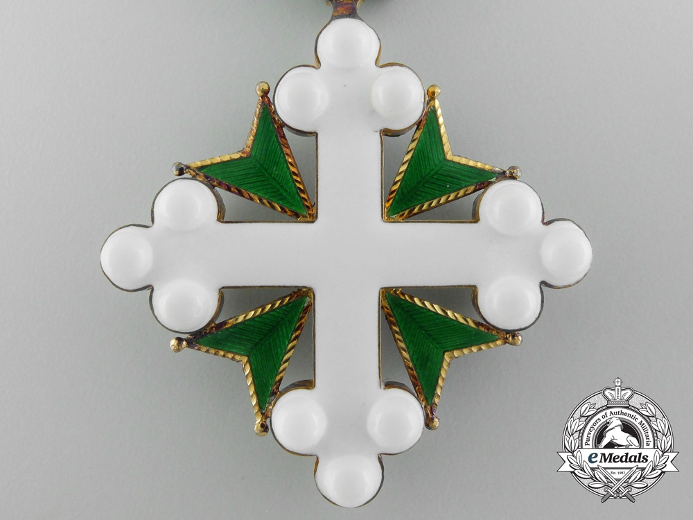 An Italian Order of St. Maurice and St. Lazarus by Gardino ...