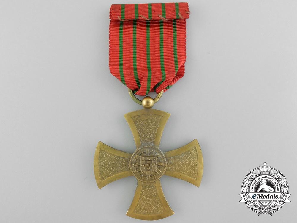 A 1917 Portuguese War Cross