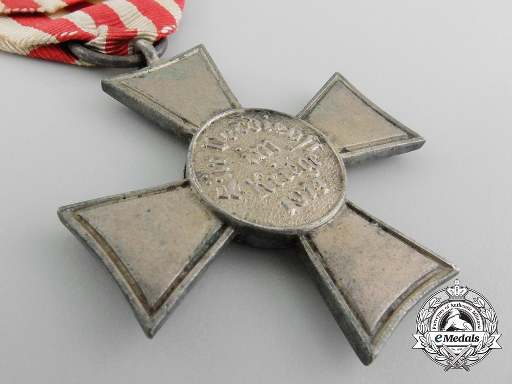 A 1914 Bremen Hanseaten Cross