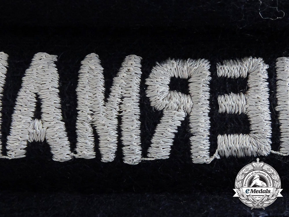 A Hermann Göring Division Cufftitle; Other Ranks Version
