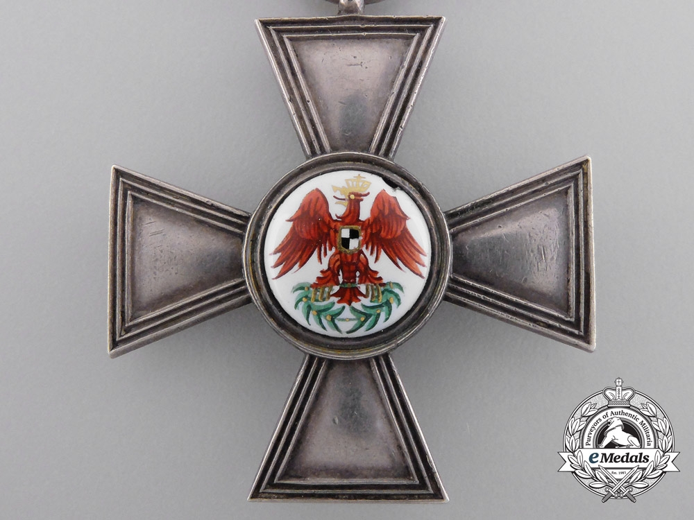 An 1871-75 Prussian Order of the Red Eagle