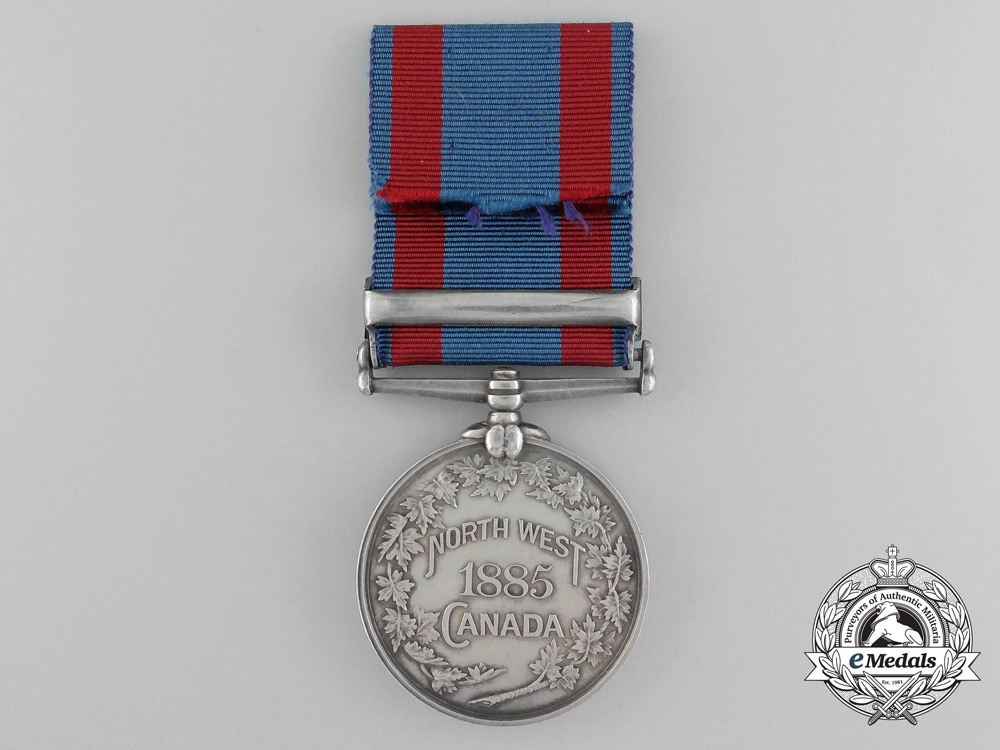 A North West Canada to Lieutenant Stewart who was Wounded Twice at Saskatchewan