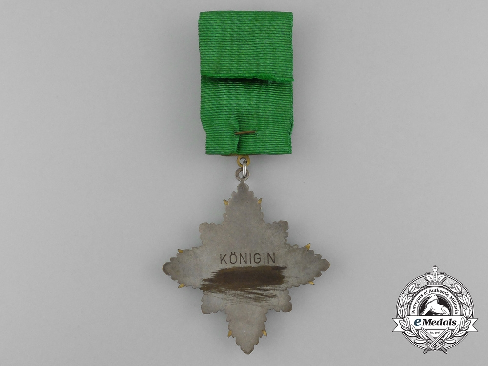 A Large German Imperial Shooting Award