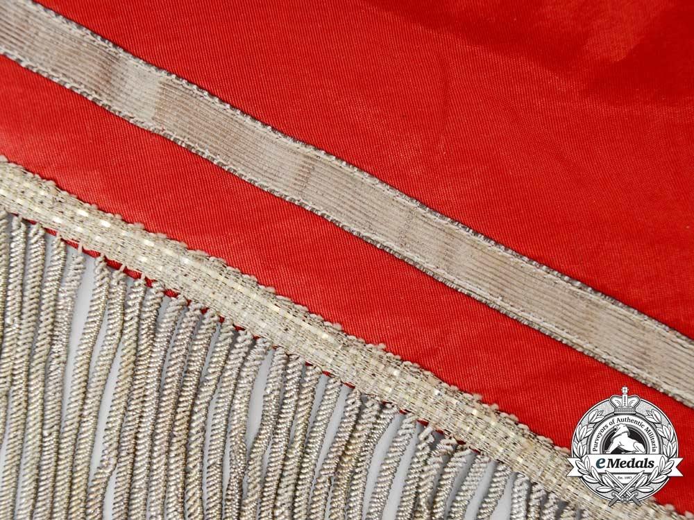 An SA Musik Korps Kettle Drum Skirt