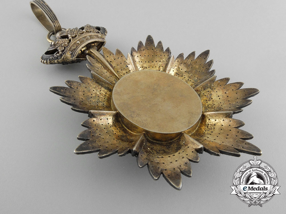 A Fine French Made Order of Cambodia, Grand Cross Badge