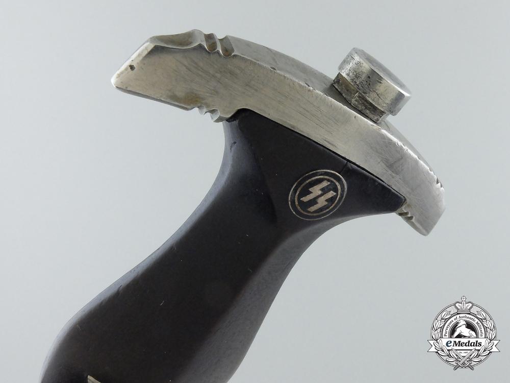 A Himmler Inscribed SS Dagger by Carl Eickhorn, Solingen