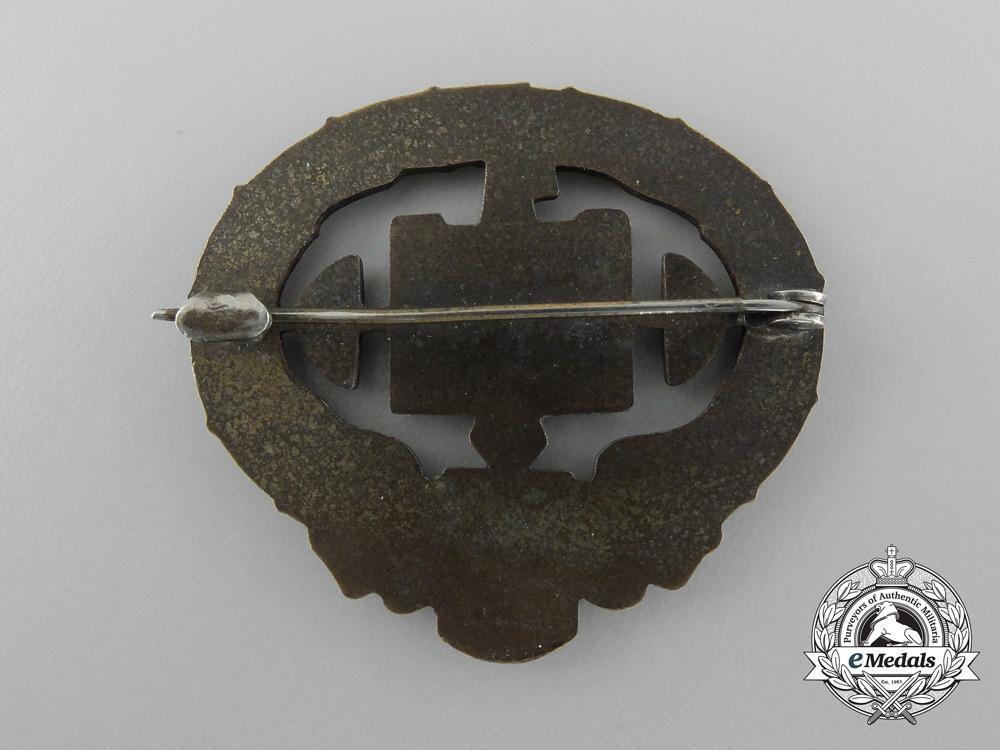 A Heavy Athletics Sports Badge