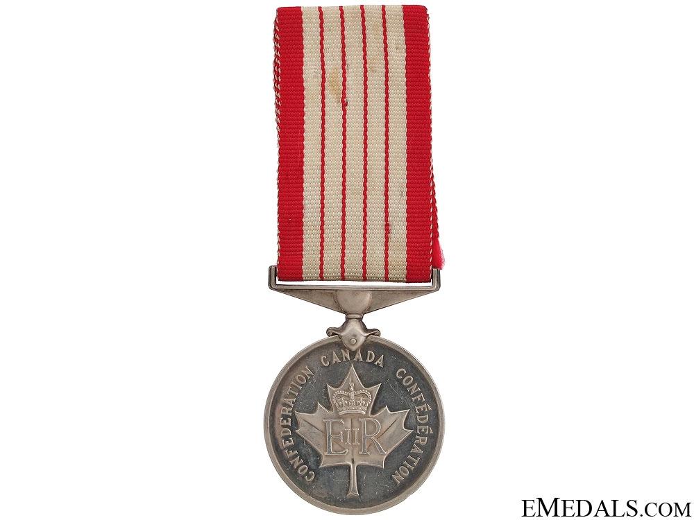 Canadian Centennial Medal