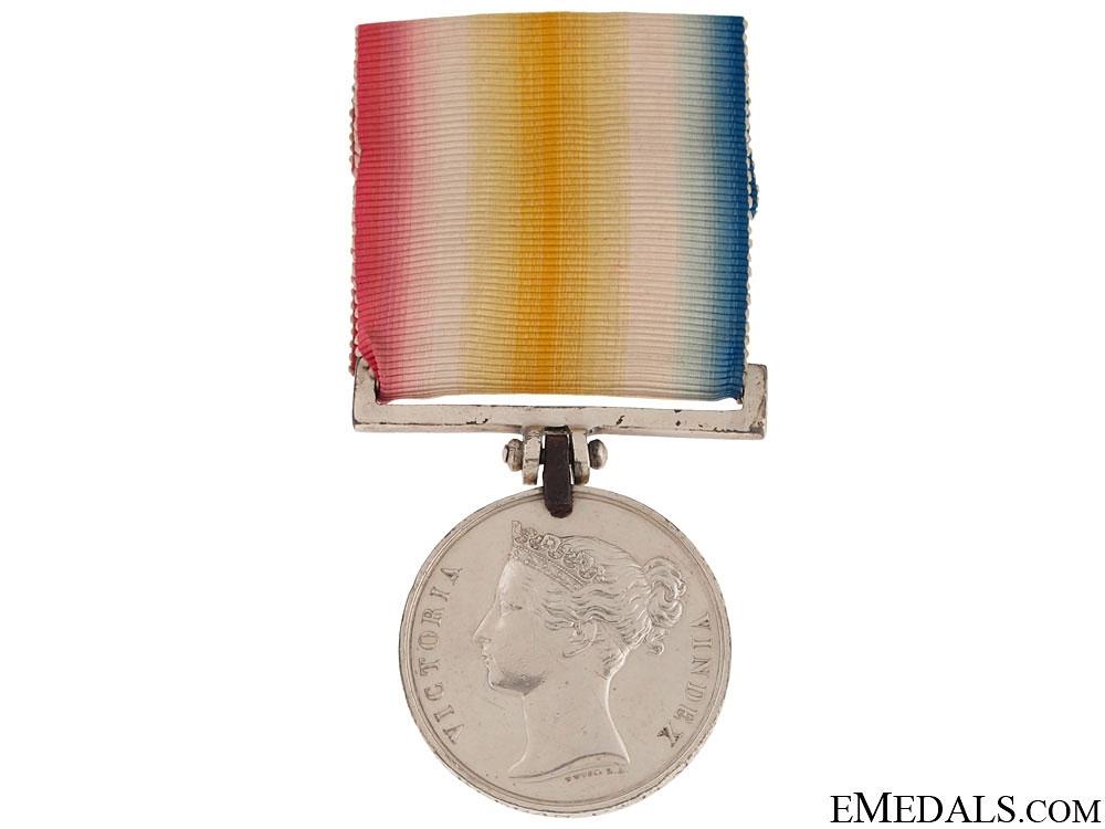 Candahar, Ghuznee, Cabul Medal - 31st Regiment