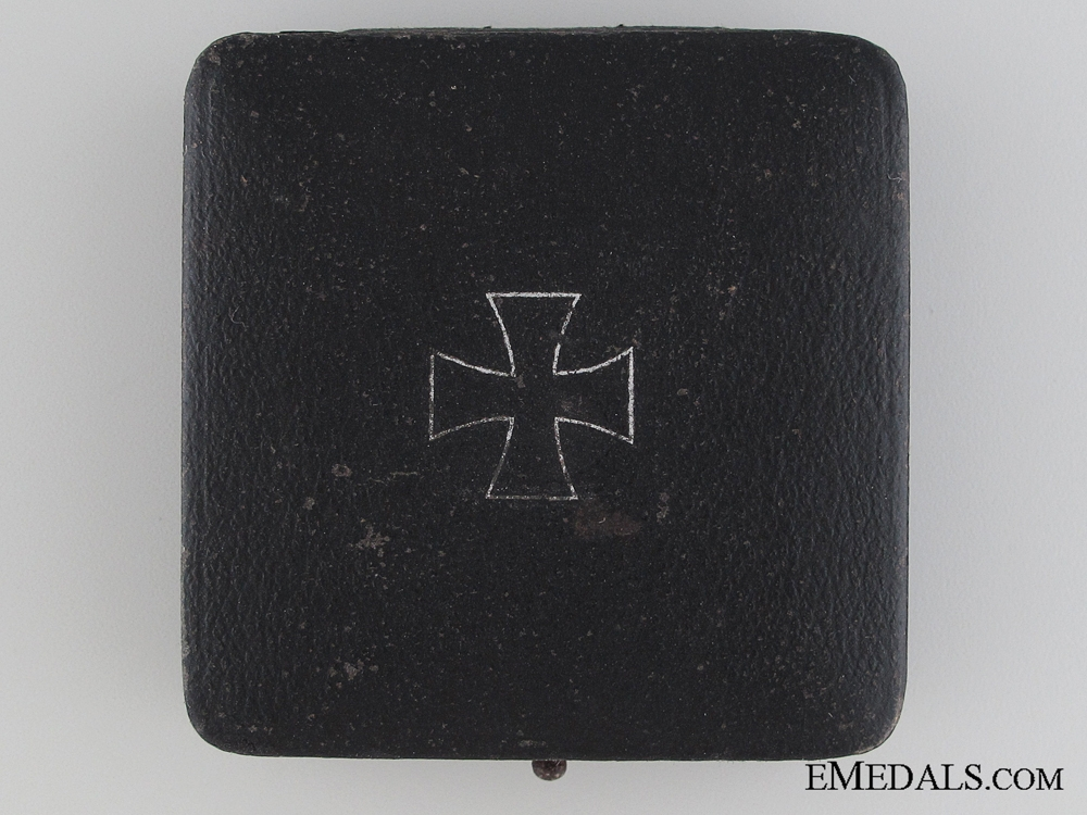 Case for Iron Cross 1st Class 1939
