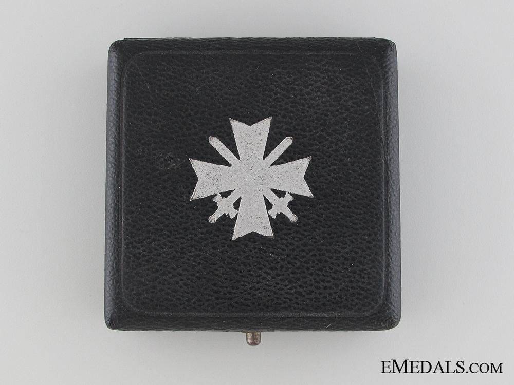 Case for War Merit Cross 1st Class