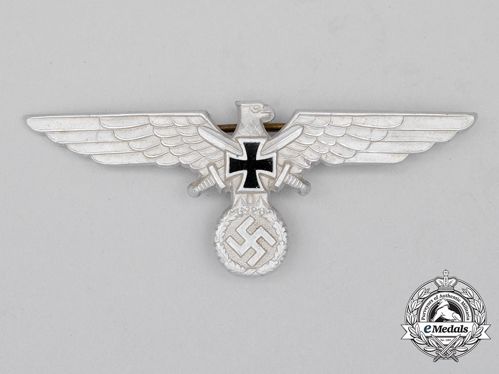 A Third Reich Period Germans Veteran's Association Breast Eagle Insignia