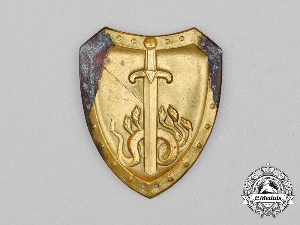 A German Freikorps Sleeve Badge