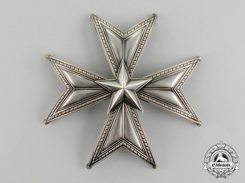 Sweden, Kingdom. An Order of the North Star, 1st Class Commander's Star, by Carlman, c.1955