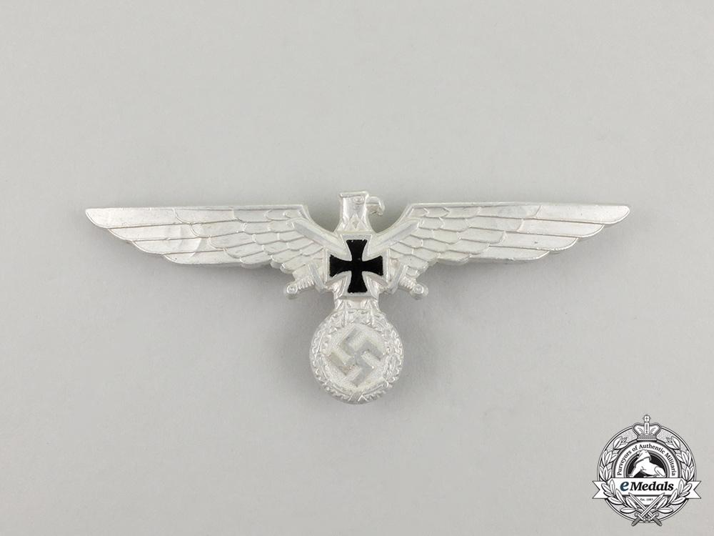 A German Veteran's Association Breast Eagle Insignia by Deschler