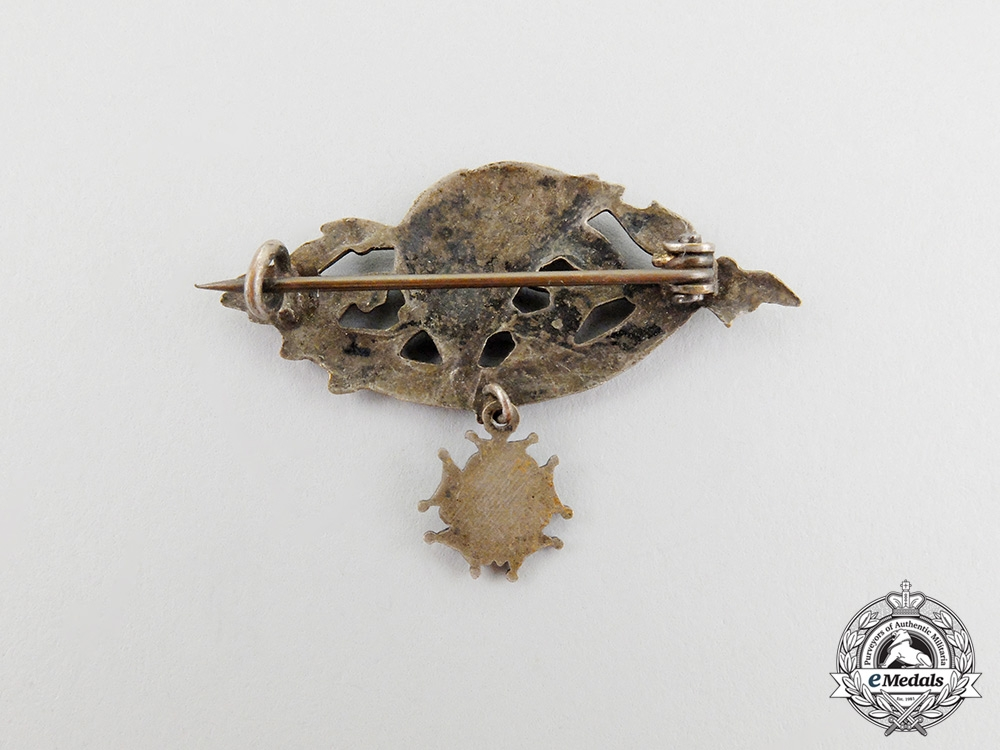 A French First War Argonne Commemorative Badge