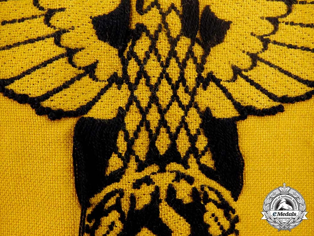 Germany. An Armband for a Civilian in the Service to the Wehrmacht