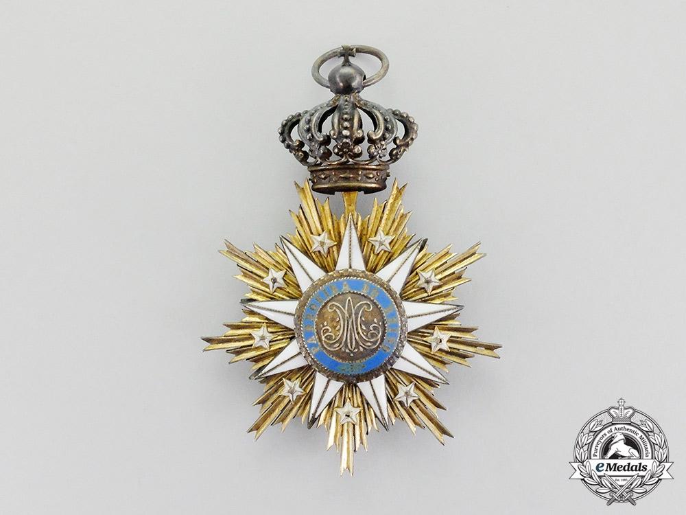 Portugal, Kingdom. An Order of Villa Vicosa, Commander, c.1890