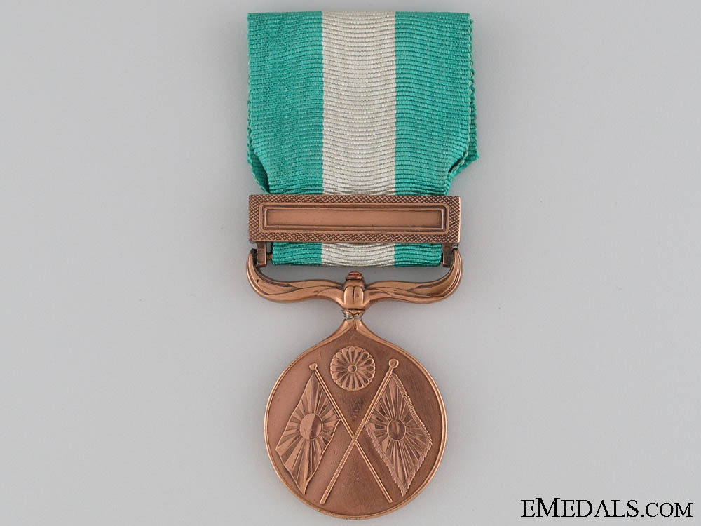 China Campaign Medal, 1894-1895