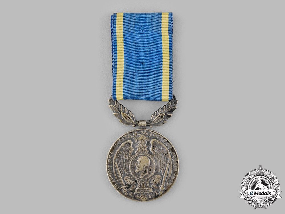 Romania, Kingdom. A Medal for the War of 1913
