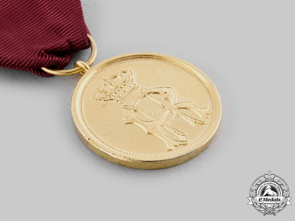 Reuss, Kingdom. A Medal of Merit of the Princely Reuss Cross of Honour, c.1900
