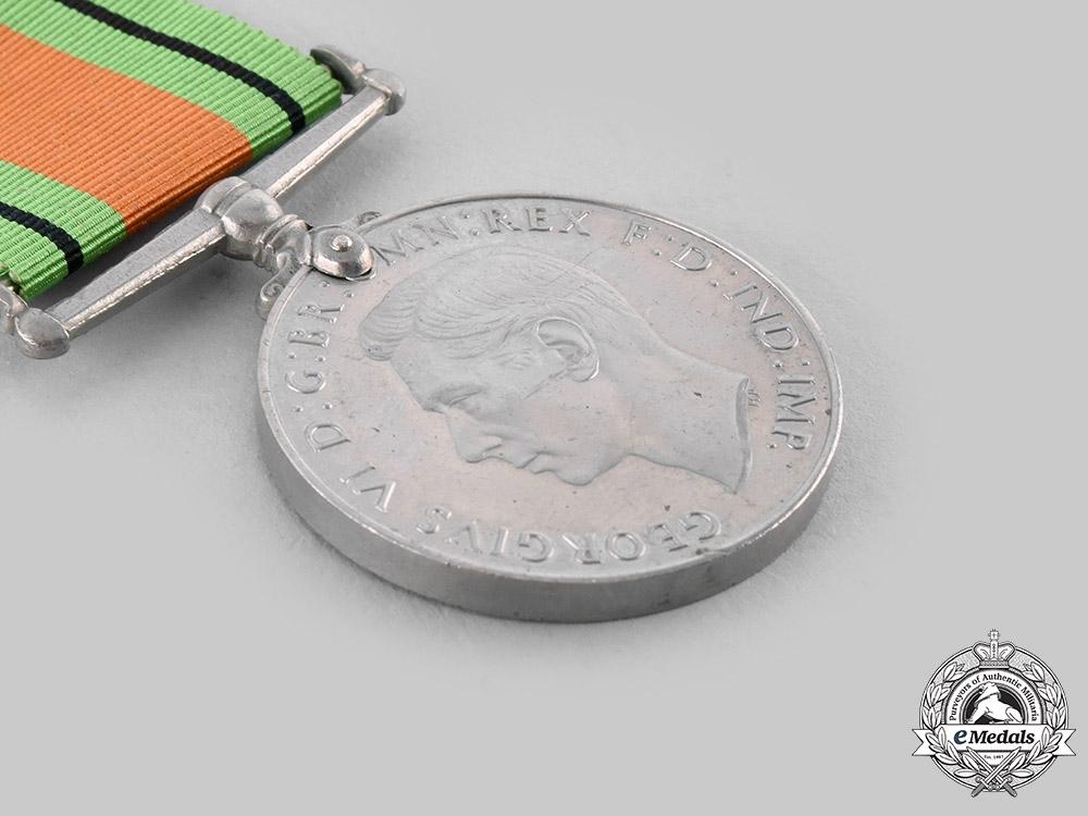 United Kingdom. An RAF Long Service Group to Aircraftman 1st Class/Sergeant/Warrant Officer E.A. Hunter