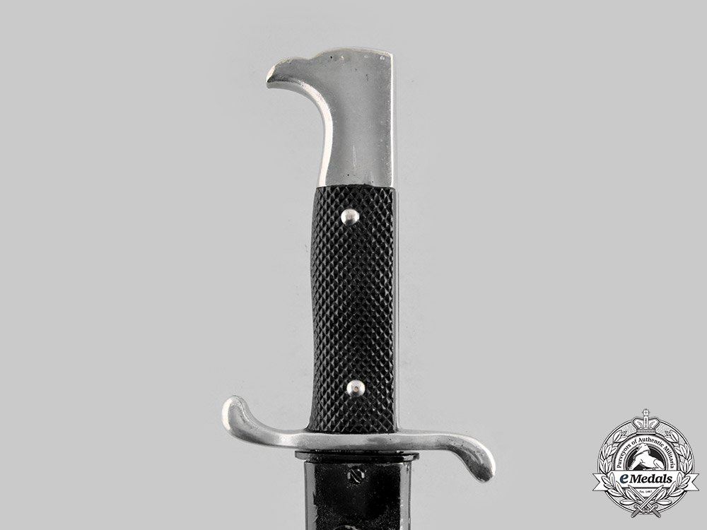 Germany, Heer. A Heer Dress Bayonet, by Rare Maker J. Dirlam & Söhne
