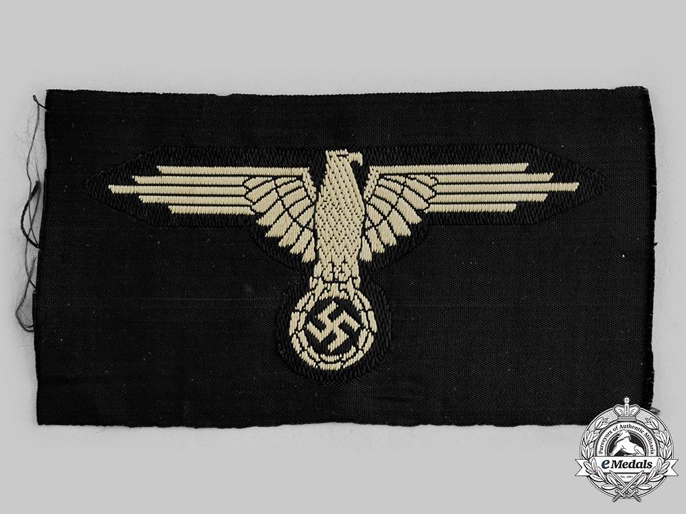 Germany, Waffen-SS. A Tropical Breast Eagle