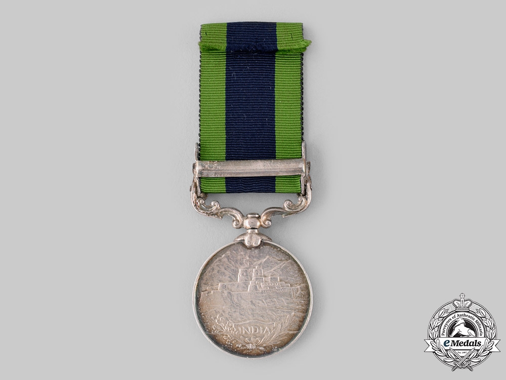 United Kingdom. An India General Service Medal 1908-1935, Northumberland Fusiliers