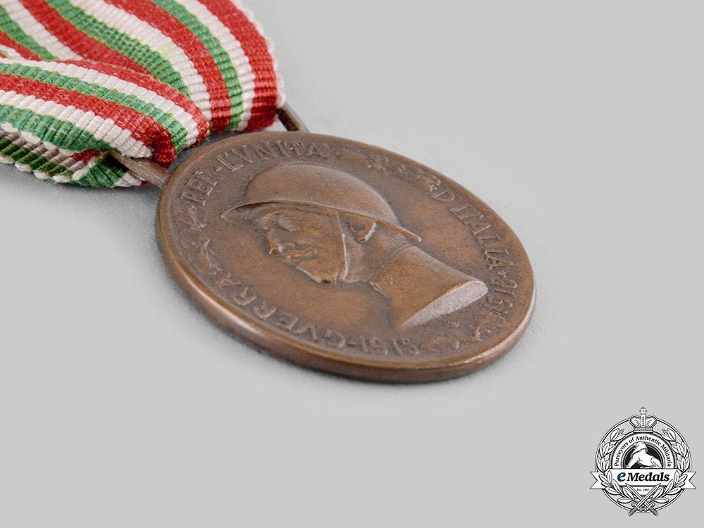 Italy, Kingdom. A Medal for the Italian-Austrian War 1915-1918