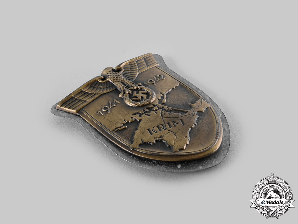 Germany, Heer. A Krim Campaign Shield
